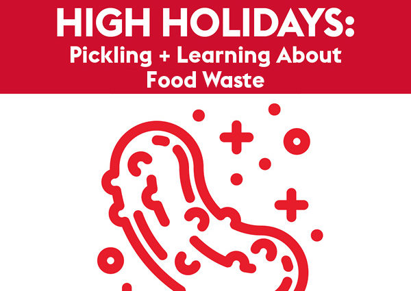 pickling and food waste