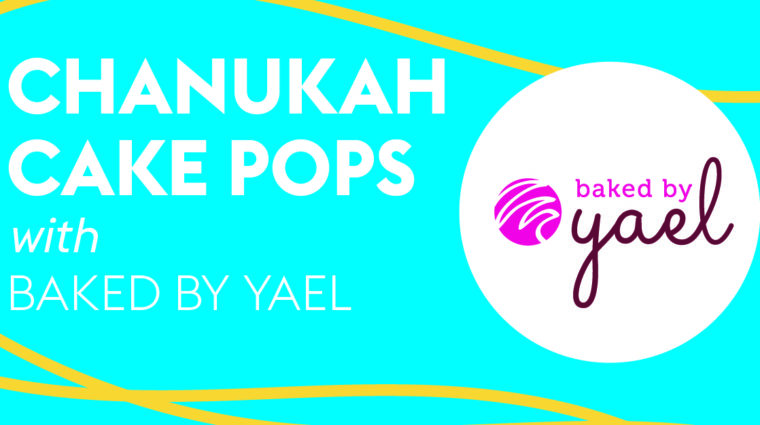 chanukah cake pops