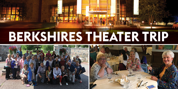 Berkshires Theater Trip