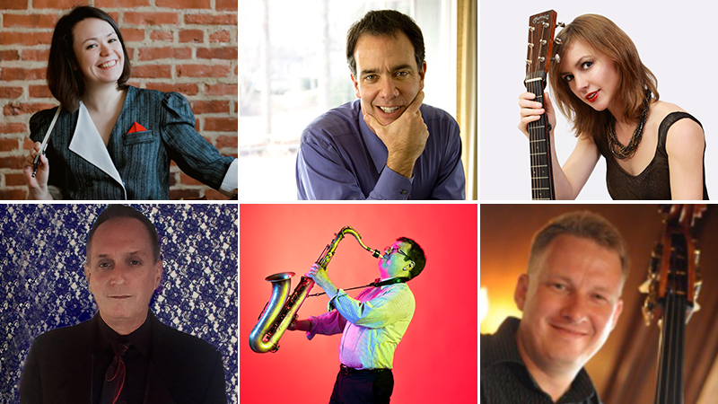 Seth Kibel and Friends: Salute to the Brothers Gershwin @ Cafritz Hall