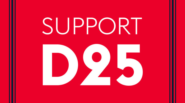 Click to support D25